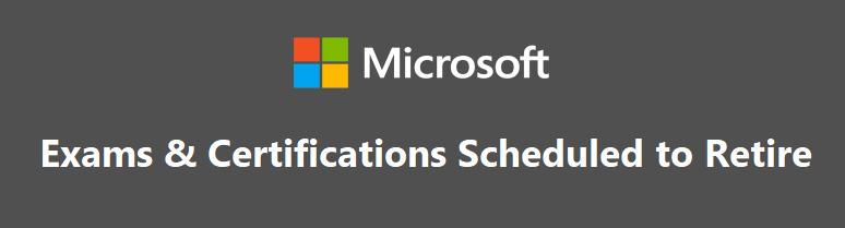 Cập nhật các chứng chỉ Microsoft sắp hết hạn